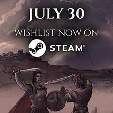 Release date – 30 July!