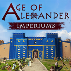 Imperiums: Age of Alexander DLC in the making
