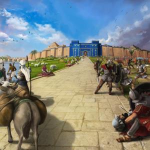 Age of Alexander main art